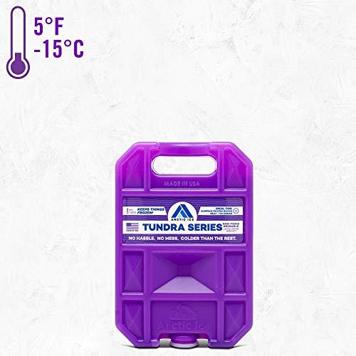 ries Wiederverwendbare Kühltasche, Tundra Series, violett, Small ()