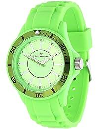 Tom Tailor Unisex Reloj Verde claro 5407903