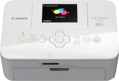 Canon SELPHY CP910 - Impresora fotográfica WiFi