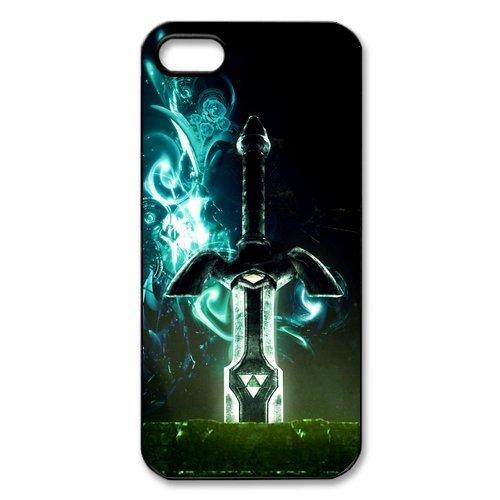 "Pour Apple iPhone 55S ""Coque The Legend of Zelda, protection Case Protective Cover Handytasche Accessoires pour Apple iPhone 5/5S"