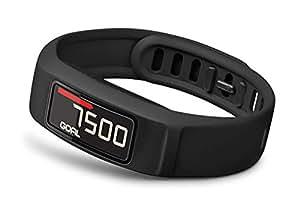 Garmin Vivofit 2 - Bracelet d'Activité Connecté avec Écran - Noir