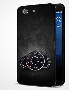 alDivo Premium Quality Designer Printed Slim Light Weight Mobile Back Cover Case For Sony Xperia Z3 (MKD406)