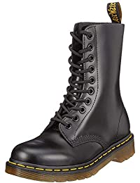 Dr.Martens Mens 1490 10-Eyelet Leather Boots