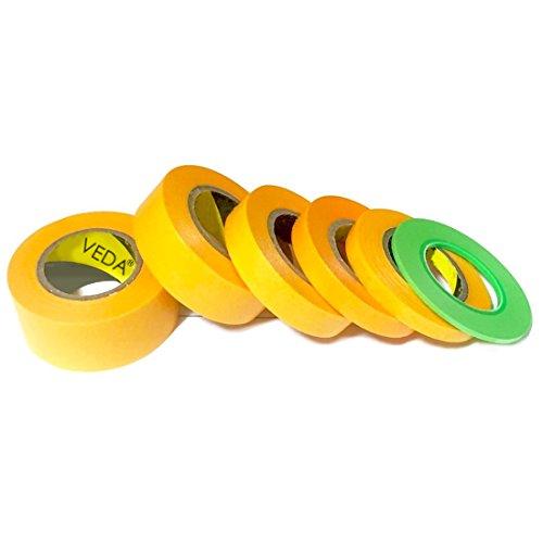 5-pcs-6-10-12-18-24mm-masking-tape-model-paint-spray-modelling-modeling-refill-2mm-masking-tape