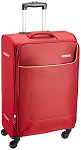 American Tourister Jamaica Polyester 58 cms Wine Red Softsided Carry-On (27O (0) 70 001)