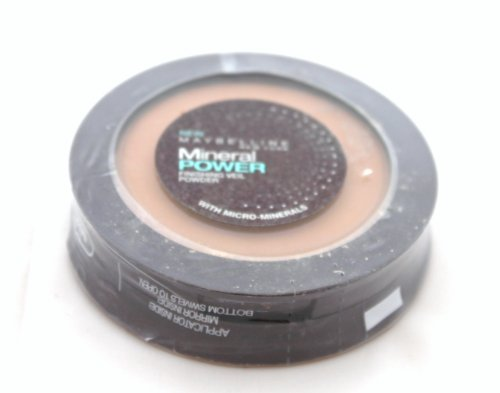Maybelline Mineral Powder Make-up (Maybelline - Mineral Power - Pressed Powder - Bronzer)
