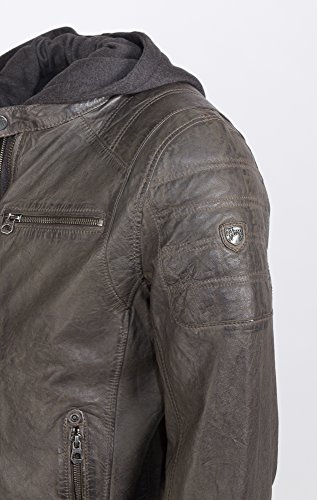Gipsy by Mauritius - Blouson - Veste - Homme Olive