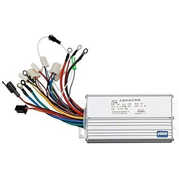 Motor Brushed Controller Control Unit For Electric Bike Scooter 36V 500W ♥