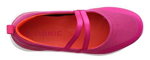 VIONIC Damen Opal Fitnessschuhe, Violett Pink