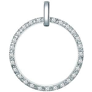 Rafaela Donata - Pendentif - Argent sterling 925 oxyde de zirconium, pendentif oxyde de zirconium, bijoux en argent - 60837039