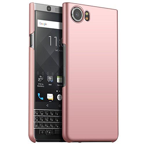 CiCiCat BlackBerry Keyone Hülle Handyhüllen, Hard PC Back Cover Case Schutz Hülle Tasche Schutzhülle Für BlackBerry Keyone. (BlackBerry Keyone 4.5'', Rosa) -