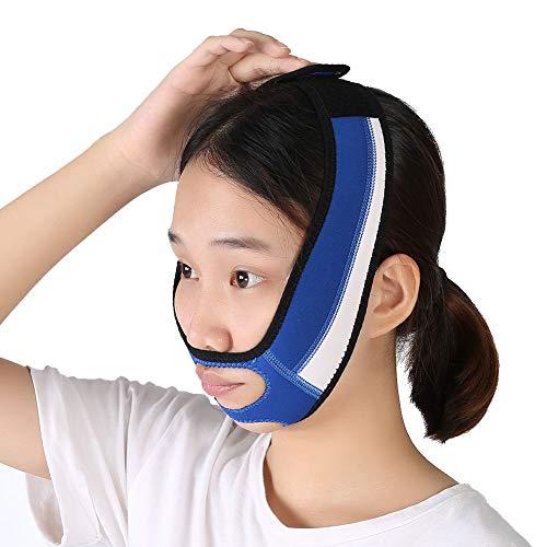 Faja Adelgazamiento Facial vendaje estiramiento barbilla