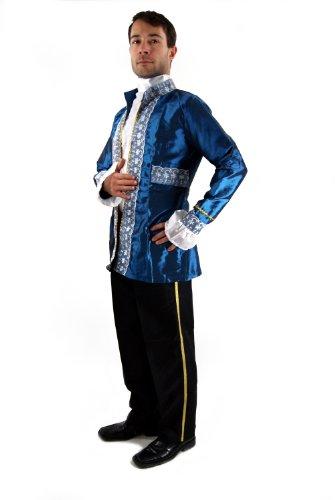 Kolonial Kostüm (Kostüm Uniform Südstaaten Fackeln Sturm Kolonial Gr.)