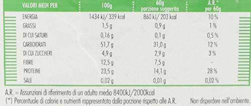 Fior di Loto Fusilli di Piselli - 250 gr - [confezione da 3]