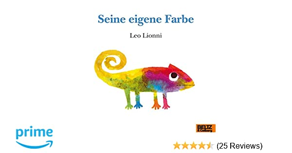 Seine eigene Farbe (Primary Picture Books German): Amazon.de: Leo ...