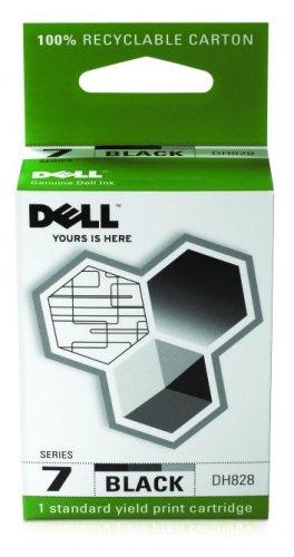 Dell Dh828 Serie (Dell Serie 7 Tintenpatrone, 1 x Schwarz)
