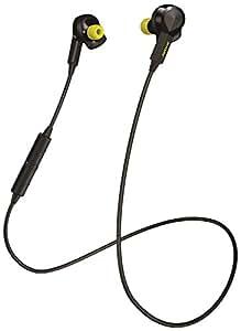 Jabra Sport Pulse - Casque Audio Sport sans Fil avec Moniteur Cardiaque - Version FR - Noir