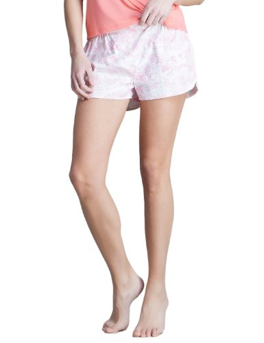 women'secret - Pantalón corto de algodón estampado Rose