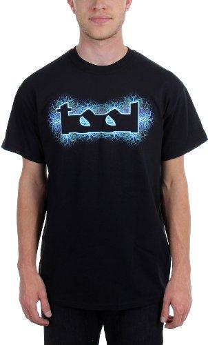 Tool terminaison nerveuse T-Shirt en noir nero Medium