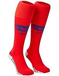 Nike 2018-2019 Atletico Madrid Home Socks (Red)