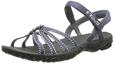 Teva Women's W Kayenta  Dream Wave Fashion Sandals Blue Size: 3 UK