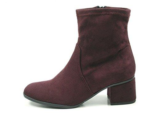Tamaris 1-25345-39 Ankle Bottes Femmes Rouge