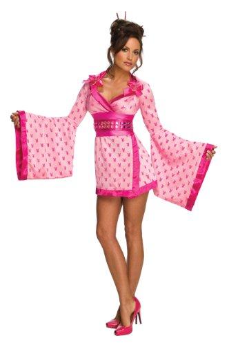 Playboy Geisha-Kostüm für - Sexy Geisha Kostüm