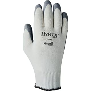 Ansell-Edmont 11-800-9 Hyflex? Foam Assembly Gloves, Size Large
