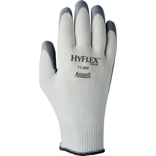 ANSELL-Edmont 11-800-10 Hyflex? Montagehandschuh aus Schaumstoff, Größe X-groß
