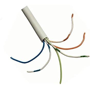 100 Meter Reels Drums BT Telephone Cable 2 Pair 4 Way 3 Pair 6 Way 4 Pair 8 Way