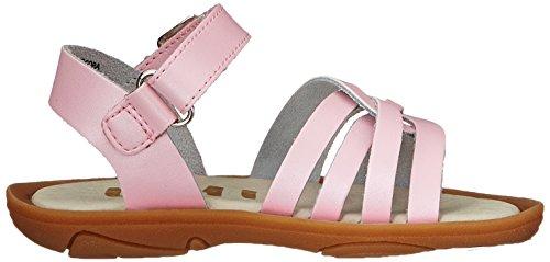 umi Cora, Sandales Bride cheville fille Rose - Pink (Blush Pink)
