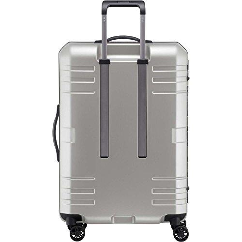 """TITAN Valise trolley """"Prior"""" avec 4 roues argenté Koffer, 77 cm, 108 liters, Silber (Argenté) Beige"""