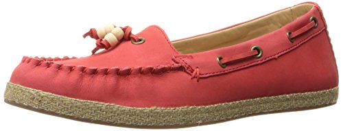 UGG - Suzette - Tango - Womens Boat Shoes (Flats) (EU37)