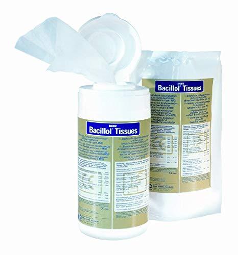 Bacillol Tissues Desinfektionstücher Dose mit 100 Tüchern