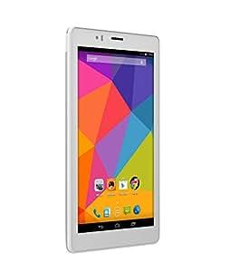 Micromax Canvas Tab P470 Tablet (WiFi, 3G, Voice Calling, Dual SIM), Silver