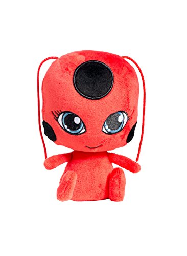 Miraculous 6-Inch Plush Tikki by Miraculous