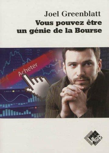 Vous pouvez être un génie de la bourse