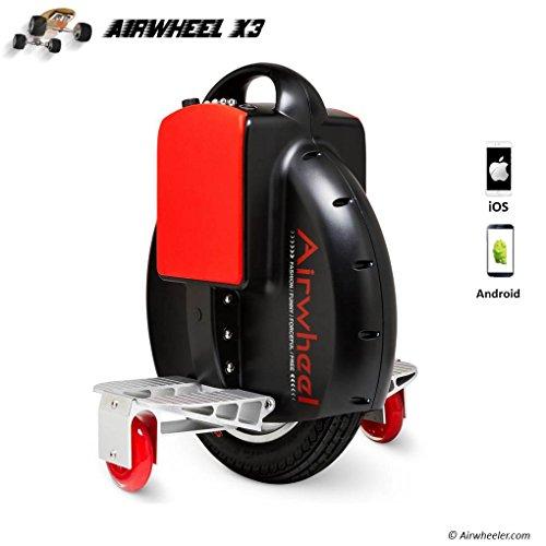Airwheel X3s Self-Balance Scooter Solowheel elektrisches Einrad Monowheel