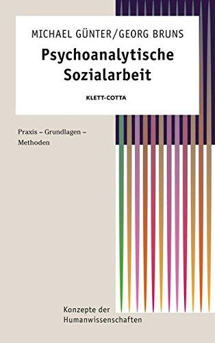 Psychoanalytische Sozialarbeit: Praxis, Grundlagen, Methoden (Konzepte der Humanwissenschaften)