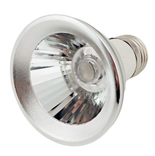 Küche Track Beleuchtung (Bonlux PAR20 LED Reflektor Lampe 7W E27 Kaltweiß 6000K 220V 550-600 Lumen 25 Grad PAR20 LED Spotlight für Küchen, Wohnzimmer und Esszimmer, Track Licht (Nicht Dimmbar))