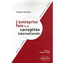 L'entreprise face à la corruption internationale