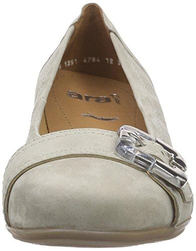 Ara Nancy, Chaussures à talons - Avant du pieds couvert femme Beige - Beige (moon 05)