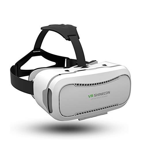 Ediand VR-Headset VR-Box Headset Virtual Reality-Headset für iPhone Android-Handy 4,7-6,0 Zoll Mobiltelefon