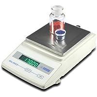 CGOLDENWALL - Báscula electrónica digital de alta precisión, analógica, balanza LCD, escala de
