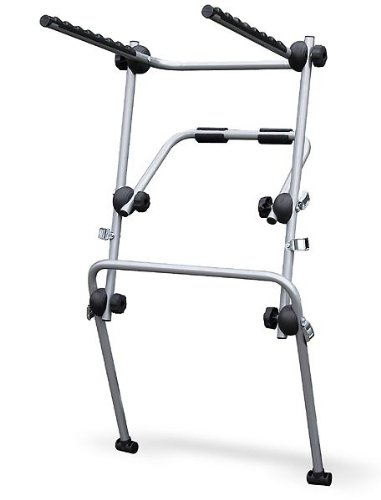 Heckträger Fahrradträger MAIN Professionell für 3 Räder Alulook 876649972-1178709490646
