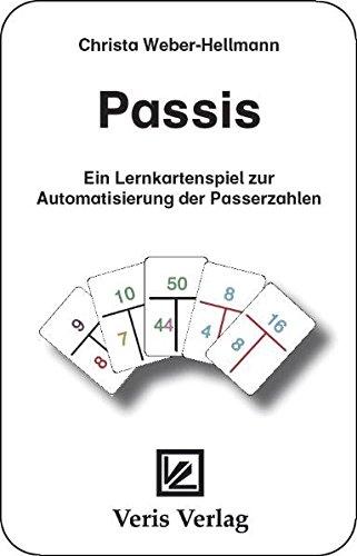 Passis: Ein Lernkartenspiel zur Automatisierung der Passerzahlen