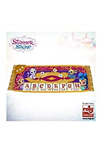 Shimmer & Shine- Piano Tapiz, Colores (Claudio Reig 3522)