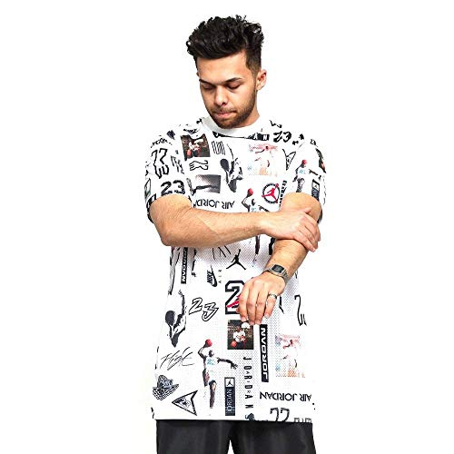 Nike Jordan Jumpman T-Shirt Größe S - T-shirt Jordan
