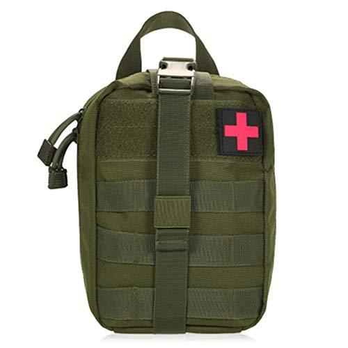 PIN XIU Carga Bolsa de Almacenamiento Bolsa de Medicina Almacenamiento de Viaje Bolsa médica Ultraligera portátil Gran Capacidad Kit de Primeros Auxilios portátil Coche al Aire Libre