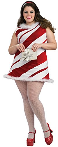 Rubie'S Costume Co Ms. Candy Cane